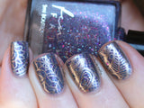Rose Gold - stamping polish - 12ml