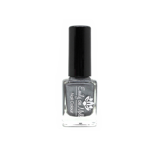 Pewter - stamping polish - 12ml