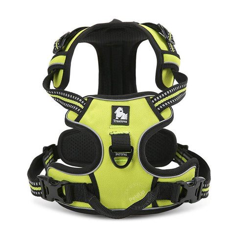 PetsUp Dog Harness for Large Medium Small Puppy Dogs (Green)