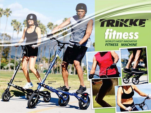 TRIKKE Fun Fitness