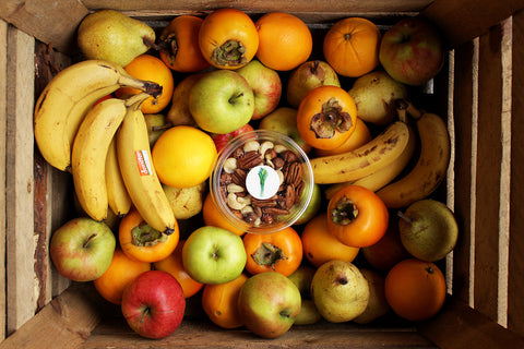 Bio ORGANIC FRUIT BOX
