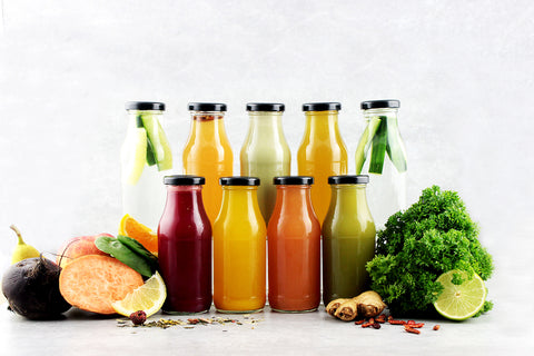 BIO Juice DETOX Box - 1 DAY