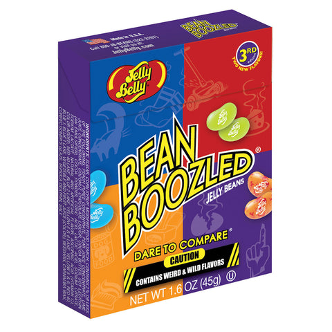 Jelly Belly Bean Boozled Box - Weird & Wild Flavours (45g)