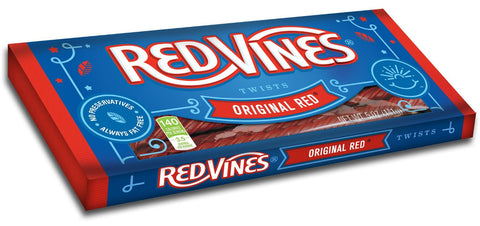 Red Vines Original Red Twists (141g)