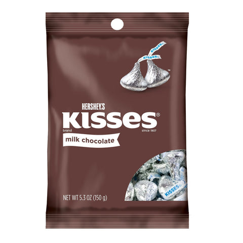 Hershey's Milk Chocolate Kisses (150g)