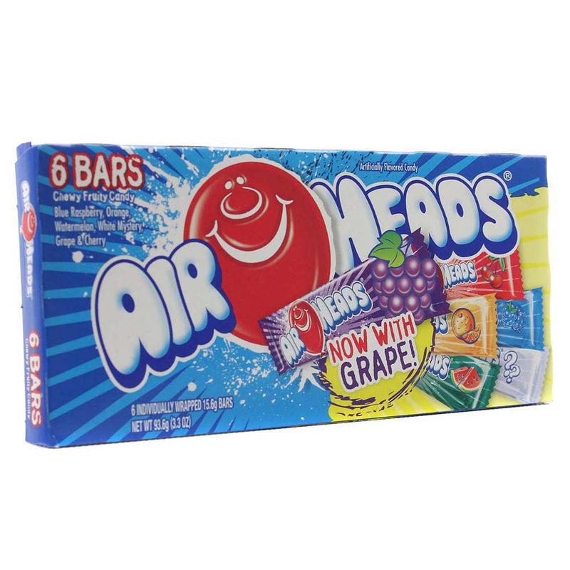 Airheads Mixed Flavour Theatre Box (94g)