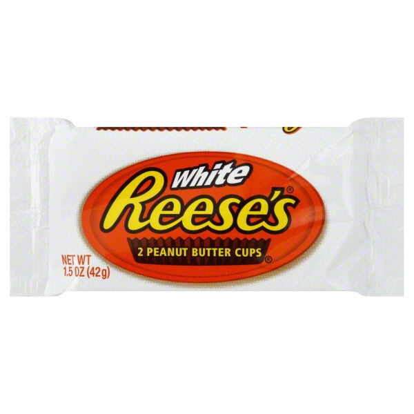 Reese's White Peanut Butter Cups (42g)
