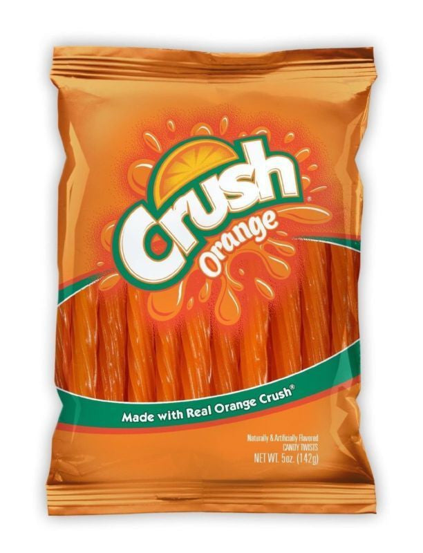 Orange Crush Twists (142g)