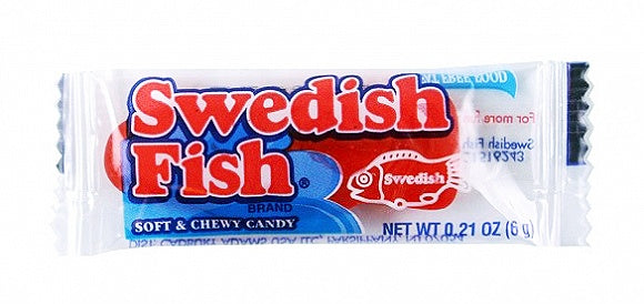 Swedish Fish Single (6g)
