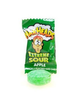 Warheads Apple Mini (4g)