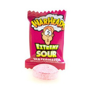 Warheads Watermelon Mini (4g)
