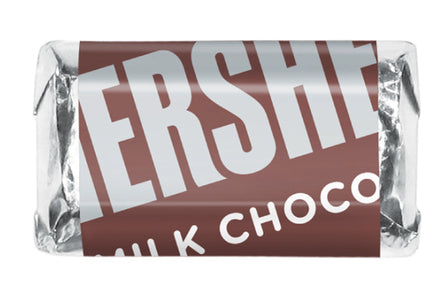 Hershey's Milk Chocolate Mini (8g)