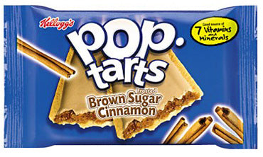Pop Tarts Brown Sugar Cinnamon [2 Pack] (100g)