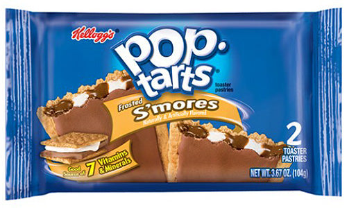 Pop Tarts S'mores [2 Pack] (104g)