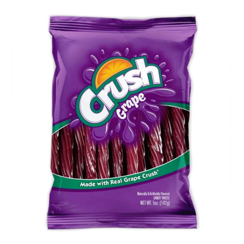 Grape Crush Twists (142g)
