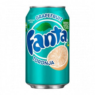 Fanta Grapefruit (355ml)