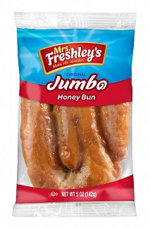 Mrs. Freshley's Jumbo Honey Buns (142g)