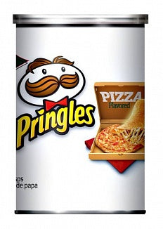 Pizza Pringles Grab & Go (71g)