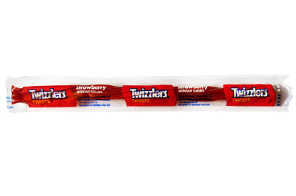 Twizzlers Strawberry [Single] (7g)
