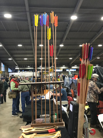 atlatl madness gun show table