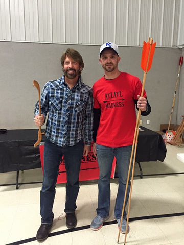 jimmy sites and atlatl madness