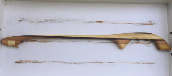 Laminated Atlatl Handle