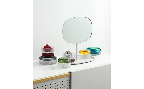 Normann Copenhagen , Brilliant Boks large ,smoke, opbevaring