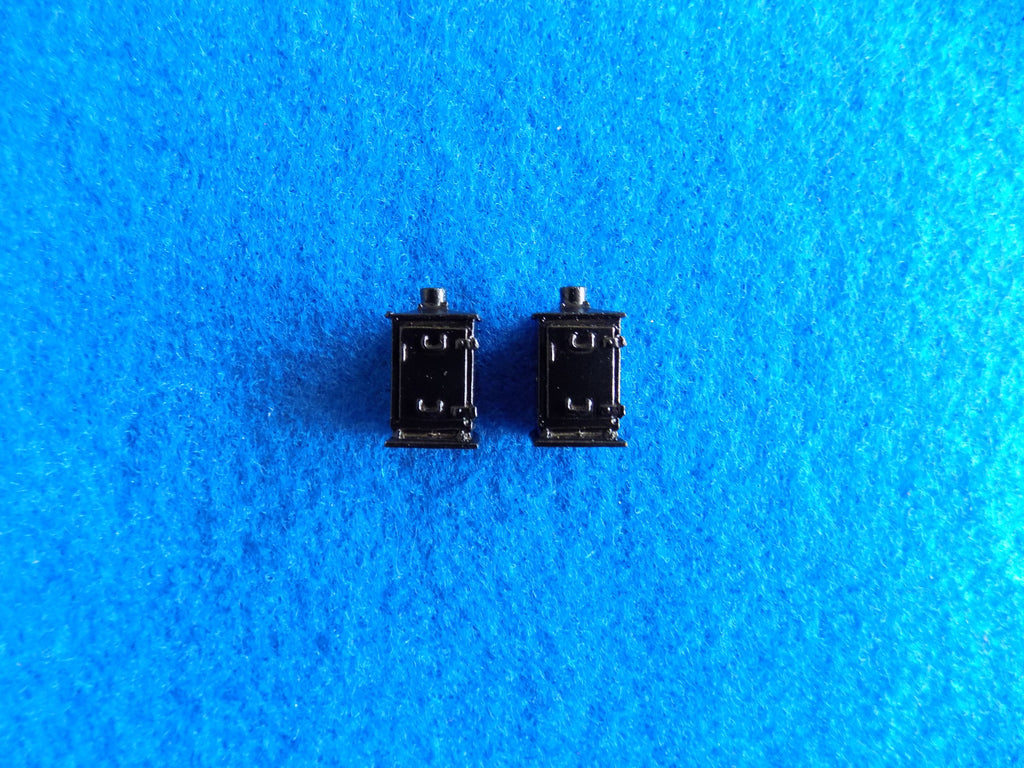 #1338 Short Relay Cabinets (2)