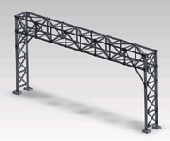 N Scale Signal Bridge Kits