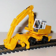 #6107 Railroad Back Hoe Kit