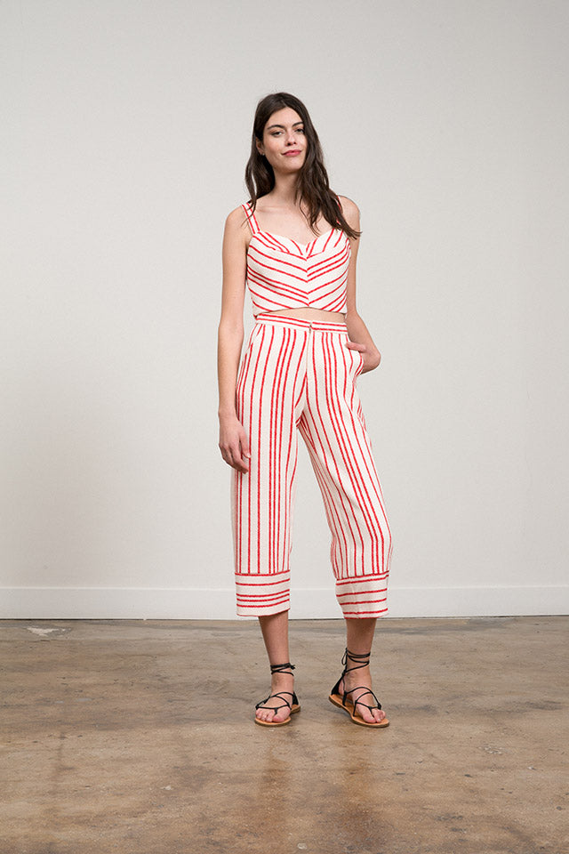 Petra Striped Pant