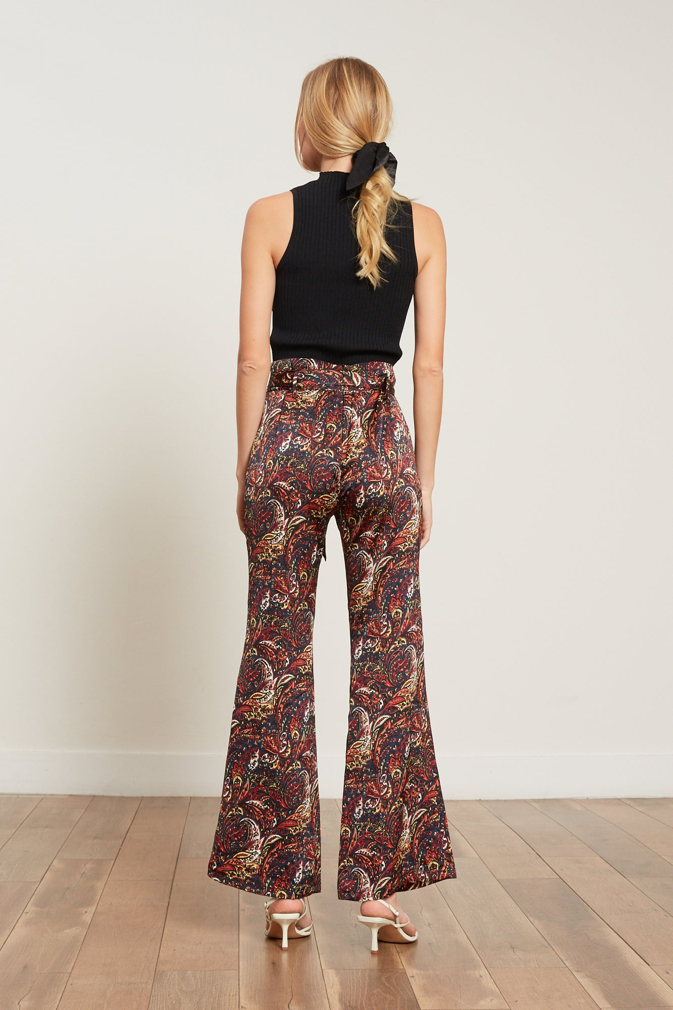 Jardin Cropped Top