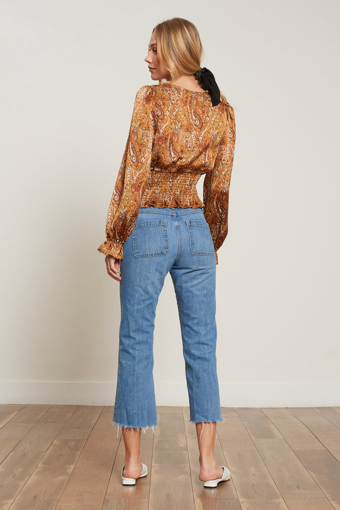 Kenna Paisley Top