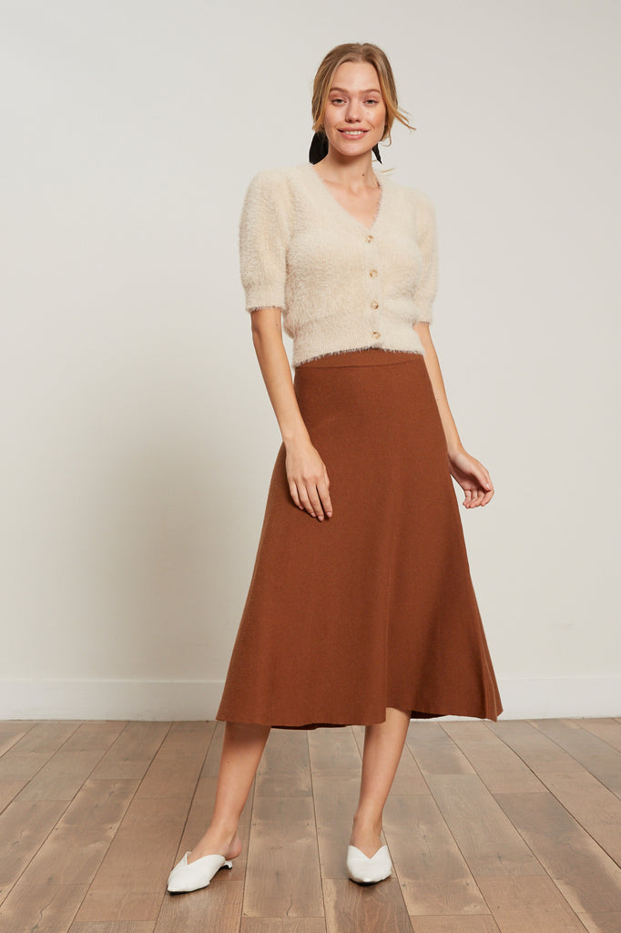Madeline Knit Skirt