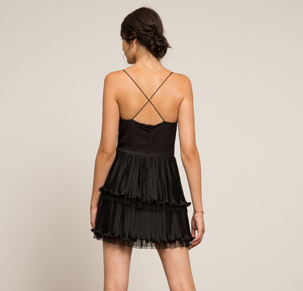 Kate Pleated Dress