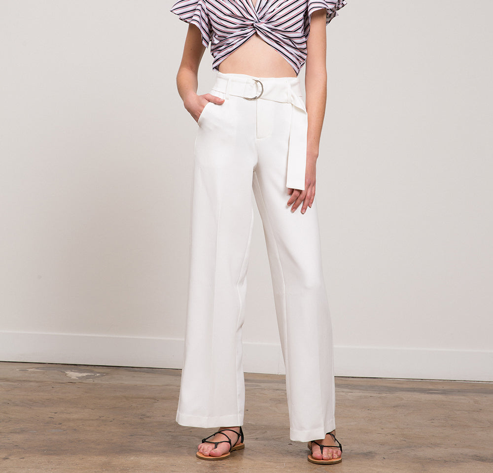 Stella Wide Leg Trouser