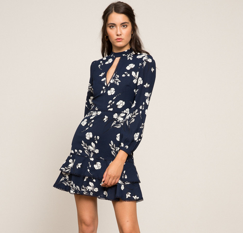 Angeline Floral Dress