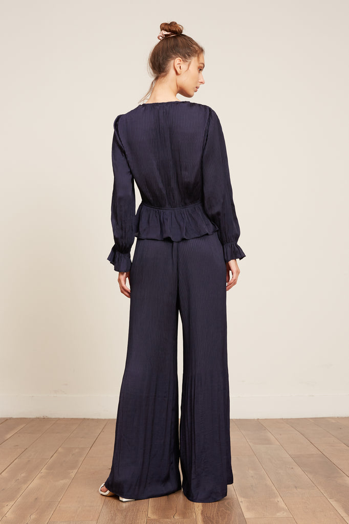 Dylan Pleated Pant