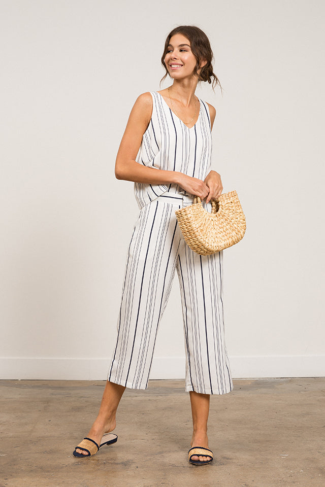 Taylor Striped Pant