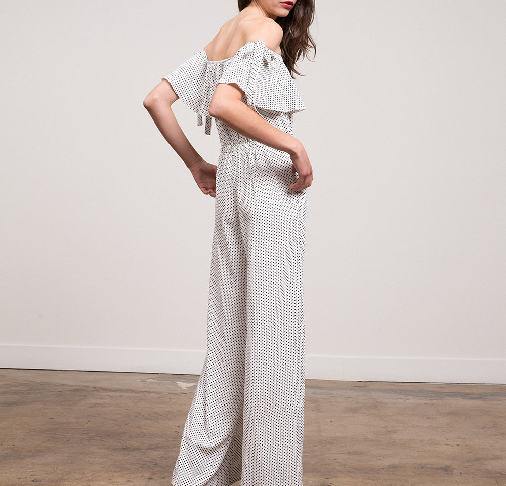 Harlow Off the Shoulder Jumpsuit