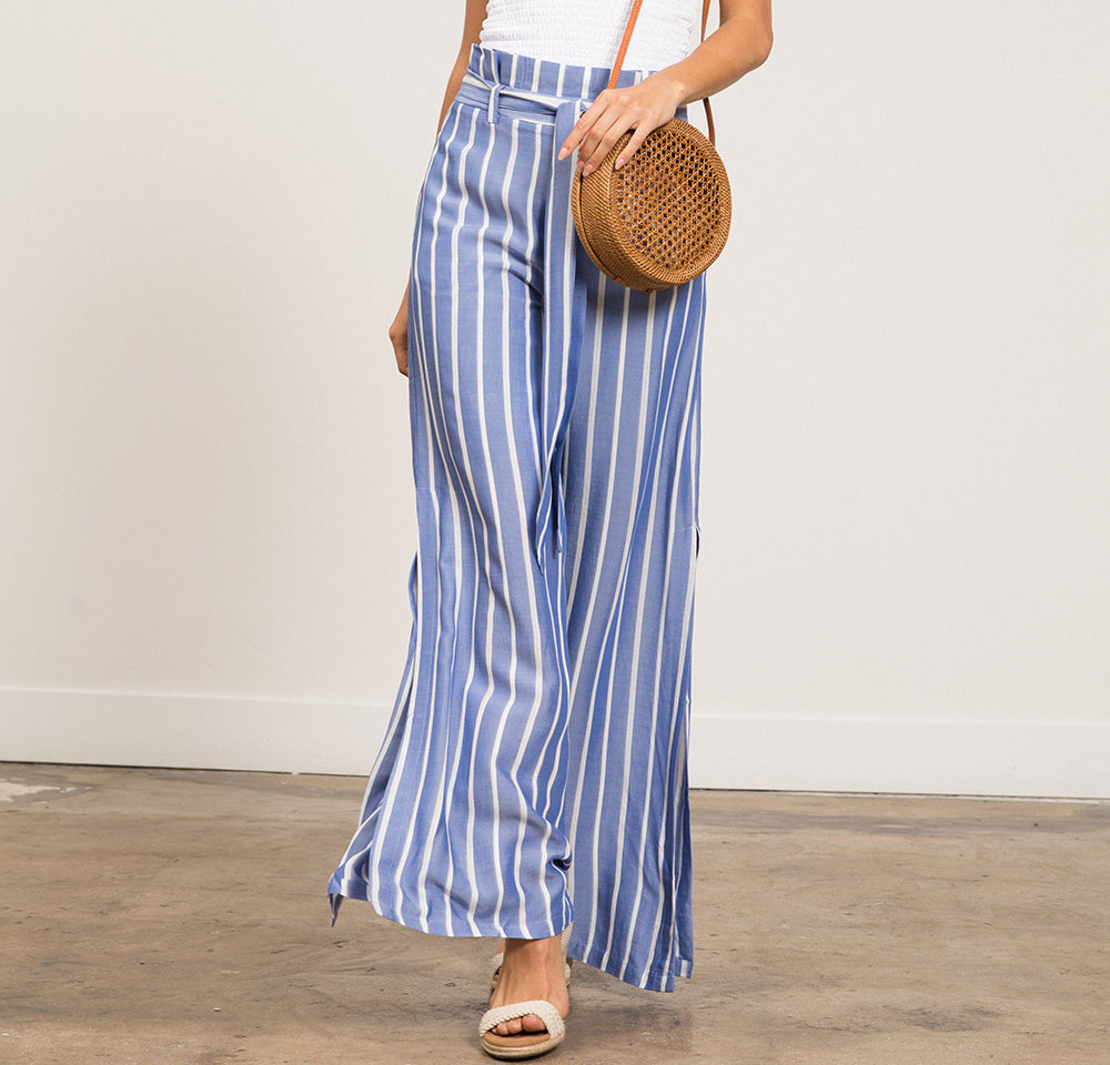 Sophie Striped Pant
