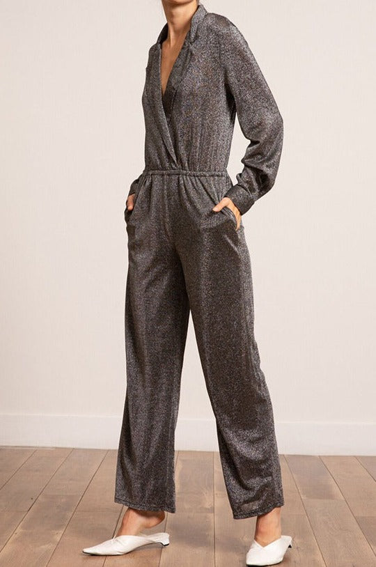 Madison Button Up Jumpsuit