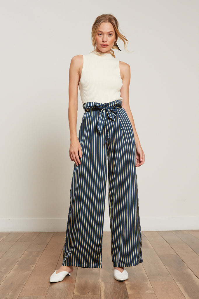 LUCY PARIS - Tiffany Striped Pant