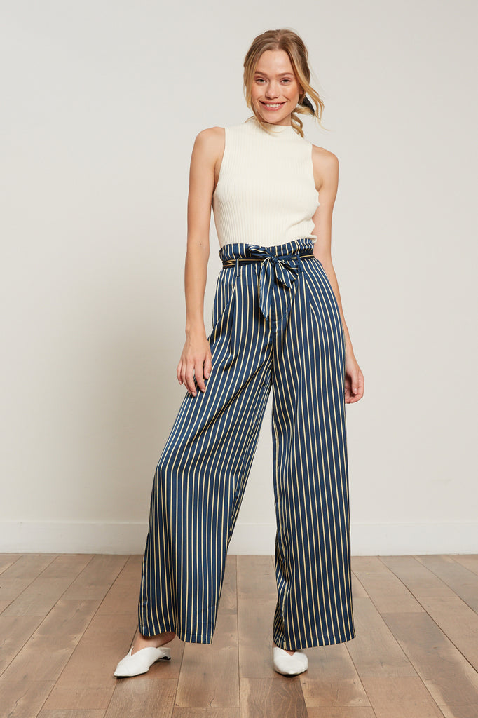 Tiffany Striped Pant