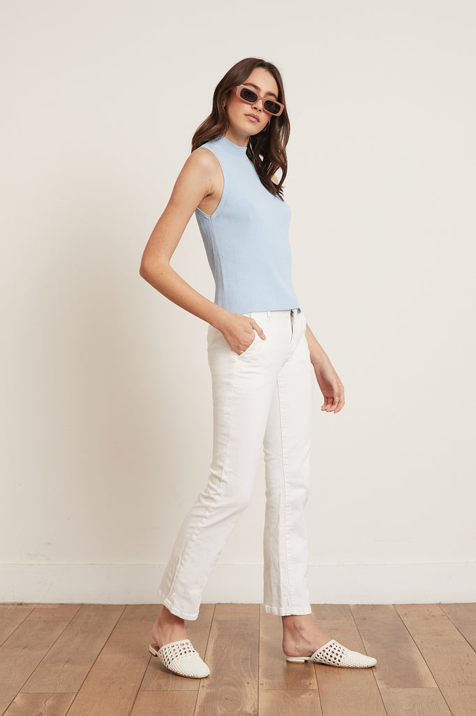 Bailey Mock Neck Top