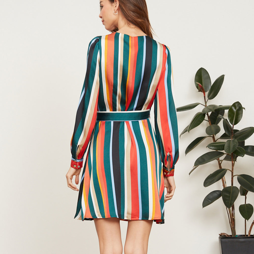 Bethany Wrap Dress