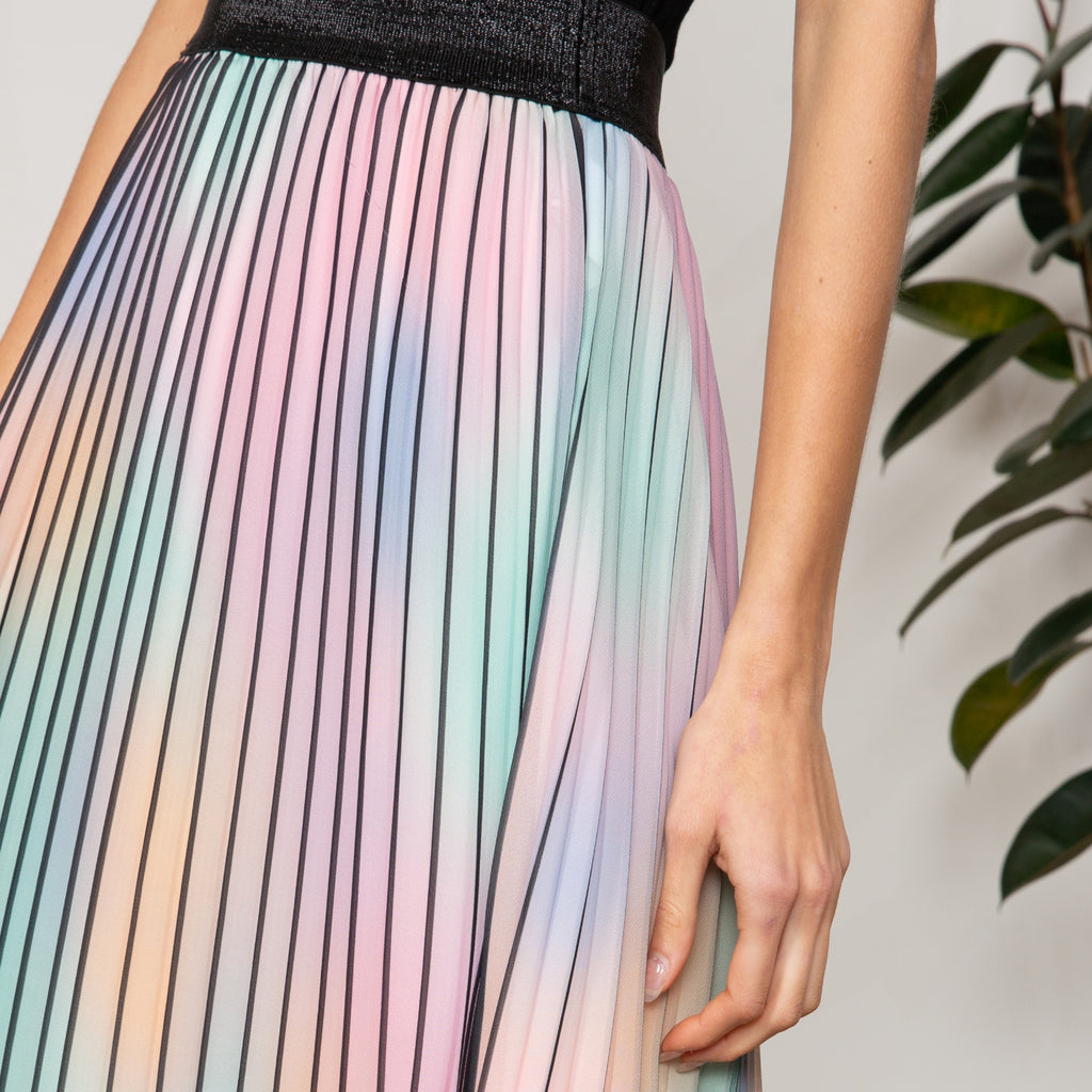 Bernice Rainbow Skirt