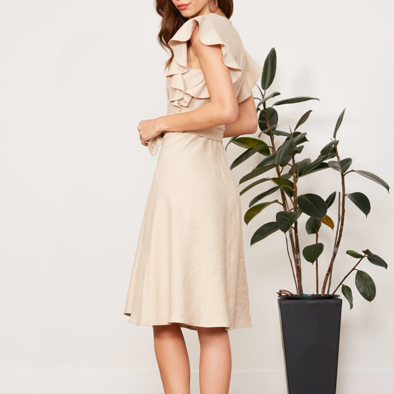 Celeste Belted Dress