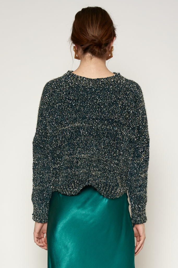 Emely Glitter Sweater