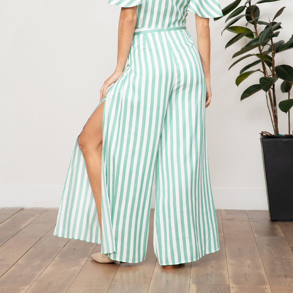 Indie Striped Pant